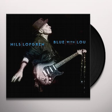 Blue With Lou Vinyl Record