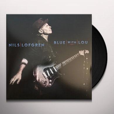 Nils Lofgren BLUE WITH LOU Vinyl Record