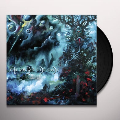 Great Old Ones COSMICISIM Vinyl Record