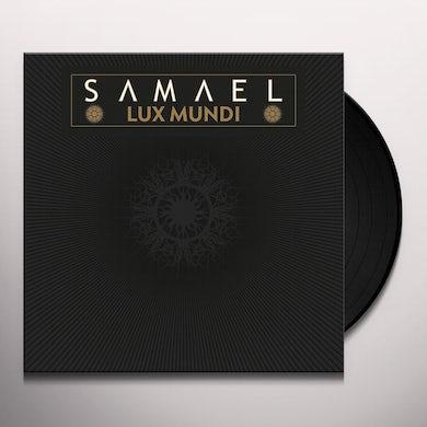 Samael LUX MUNDI Vinyl Record