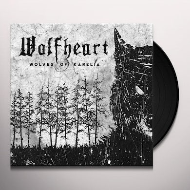 Wolfheart WOLVES OF KARELIA Vinyl Record