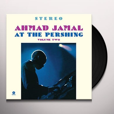 Ahmad Jamal AT THE PERSHING VOL. 2 Vinyl Record - Spain Release