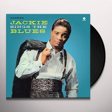 Jackie Wilson JACKIE SINGS THE BLUES Vinyl Record - Spain Release