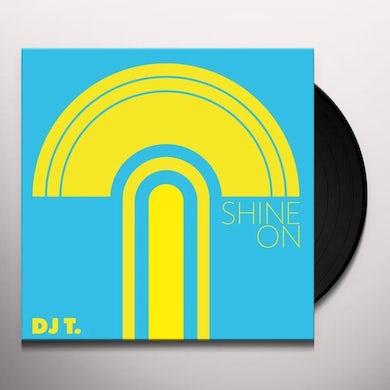 DJ T-Rock & Squashy Nice SHINE ON Vinyl Record