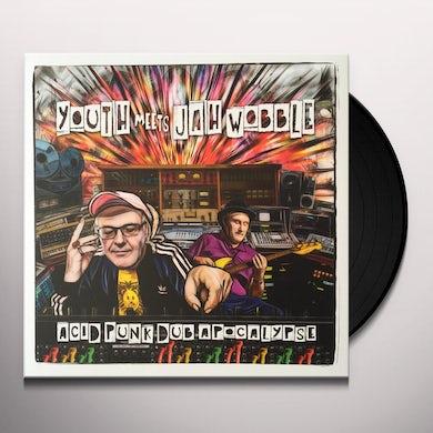Youth Meets Jah Wobble ACID PUNK DUB APOCALYPSE Vinyl Record