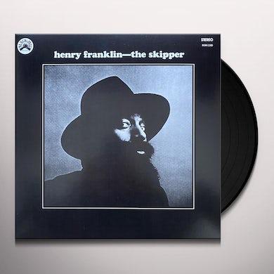 Henry Franklin The Skipper (Remastered Vinyl Edition) Vinyl Record
