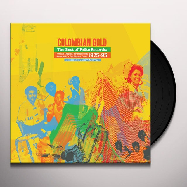 Colombian Gold: Best Of Felito Records / Various