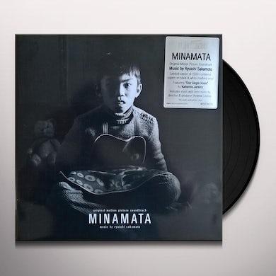Ryuichi Sakamoto MINAMATA / Original Soundtrack Vinyl Record