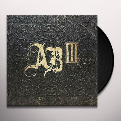 Alter Bridge ABIII Vinyl Record