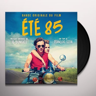 ETE 85 (SUMMER OF 85) / Original Soundtrack Vinyl Record