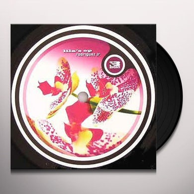 Rodriguez Jr LILA'S Vinyl Record