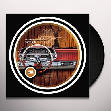 Rodriguez Jr TUNING #07 Vinyl Record