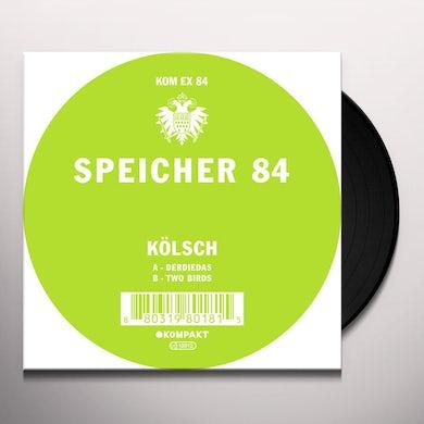Kolsch SPEICHER 84 Vinyl Record