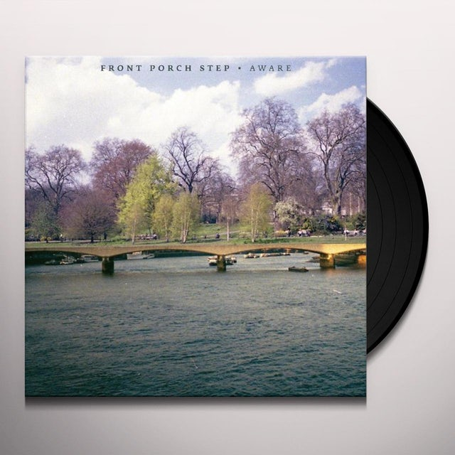 Front Porch Step AWARE Vinyl Record