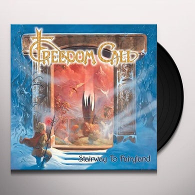 Freedom Call STAIRWAY TO FAIRYLAND Vinyl Record