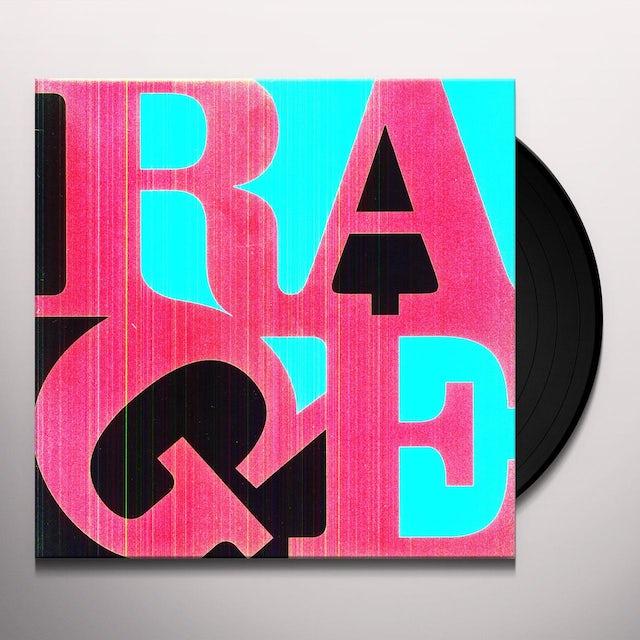 Rage Against The Machine RENEGADES Vinyl Record