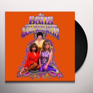 Bang Girl Group Revue SOUL SHANGRI-LA Vinyl Record