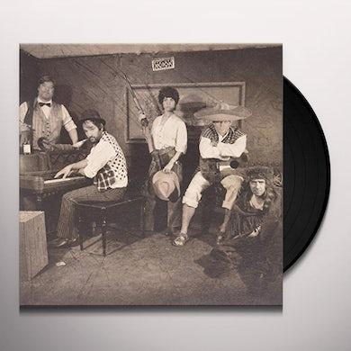 Truno Puman & Carletta Sue Kay SLEEPING WITH THE TV ON Vinyl Record