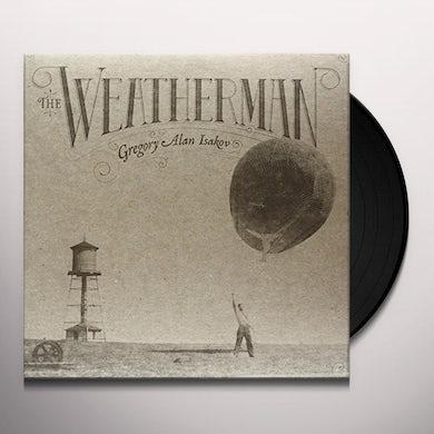 Gregory Alan Isakov WEATHERMAN Vinyl Record