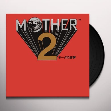 Hirokazu Tanaka / Keiichi Suzuki MOTHER 2 / Original Soundtrack Vinyl Record