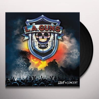 LIVE IN CONCERT Vinyl Record