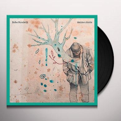 Bobo Rondelli ANIME STORTE Vinyl Record