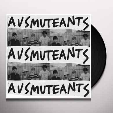 Ausmuteants AMUSEMENTS Vinyl Record