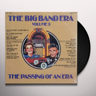 BIG BAND ERA 3 / VARIOUS Vinyl Record