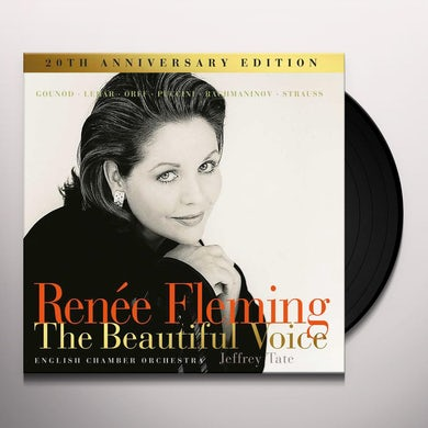 Renee Fleming BEAUTIFUL VOICE Vinyl Record