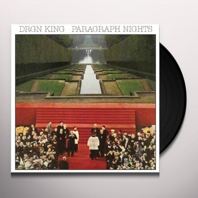 Drgn King PARAGRAPH NIGHTS Vinyl Record