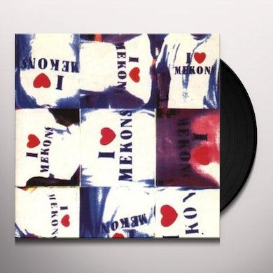 I LOVE MEKONS Vinyl Record