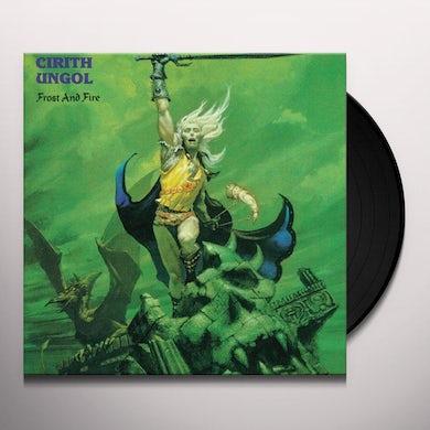 Cirith Ungol FROST & FIRE Vinyl Record