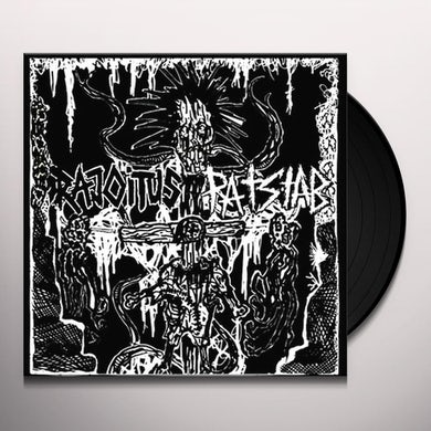RAJOITUS / RATSTAB SPLIT Vinyl Record