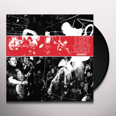 Line Of Sight DISSENT Vinyl Record