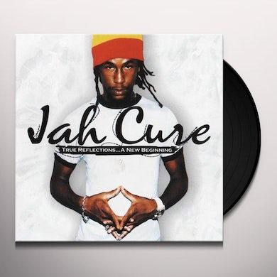 Jah Cure TRUE REFLECTION Vinyl Record