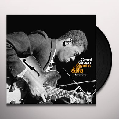 Grant's First Stand Vinyl Record