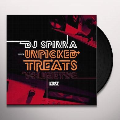 Dj Spinna UNPICKED TREATS VOL 2 Vinyl Record