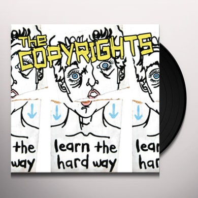 Copyrights LEARN THE HARDWAY Vinyl Record