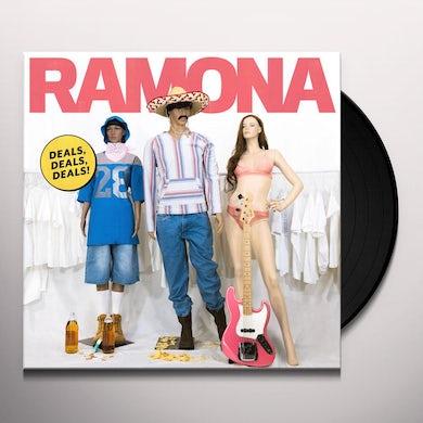 Ramona DEALS, DEALS, DEALS! Vinyl Record