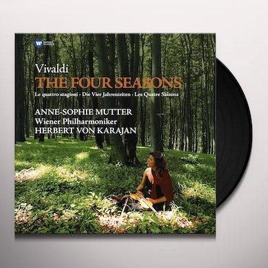Anne-Sophie Mutter Vivaldi: Four Seasons Vinyl Record