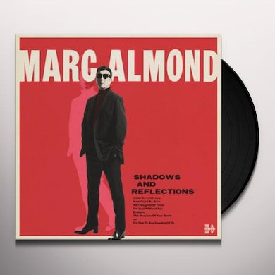 Marc Almond Shadows and Reflections Vinyl Record