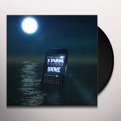 Tiga WOKE Vinyl Record