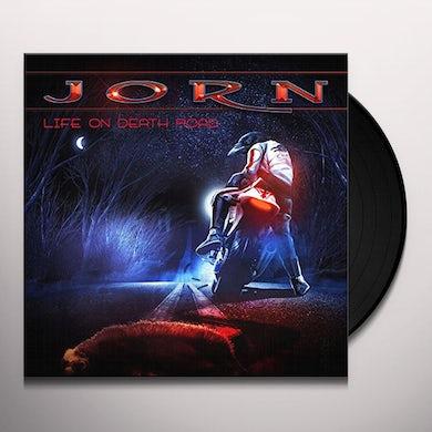 Jorn LIFE ON DEATH ROAD Vinyl Record