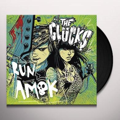 Glucks RUN AMOK Vinyl Record