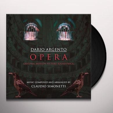 Claudio Simonetti OPERA (DARIO ARGENTO) Vinyl Record