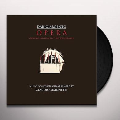 Claudio Simonetti OPERA (DARIO ARGENTO) - Original Soundtrack Vinyl Record