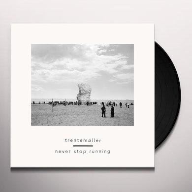 Trentemøller NEVER STOP RUNNING Vinyl Record