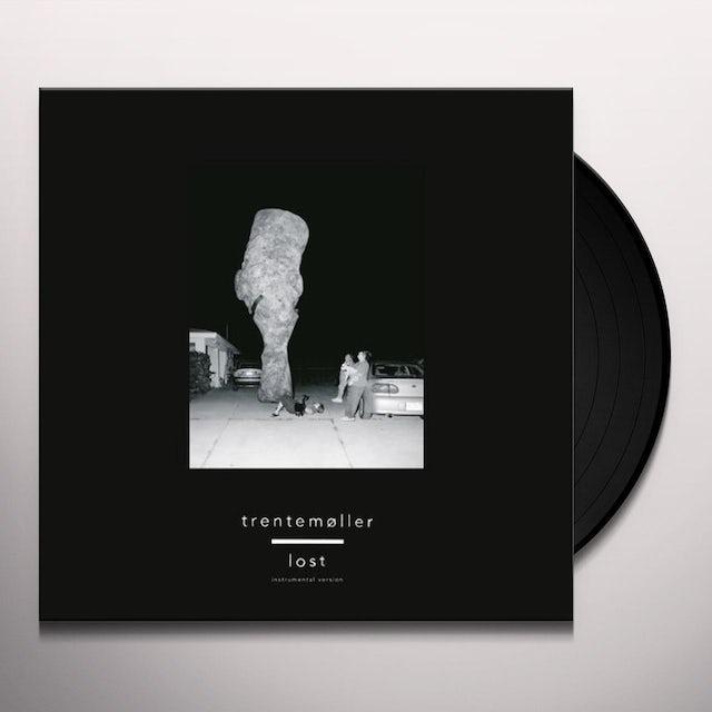 Trentemøller LOST (INSTRUMENTAL VERSION) Vinyl Record
