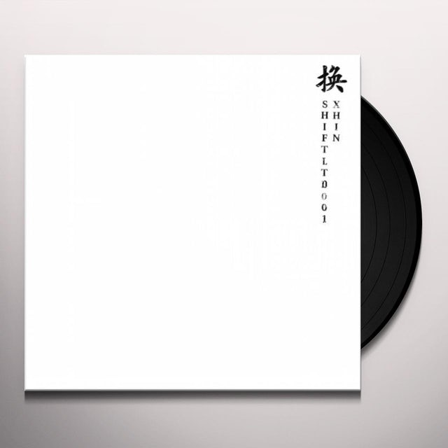 Xhin SHIFT LTD 001 Vinyl Record
