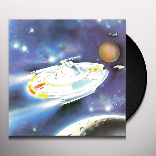 Bruno Spoerri SOUND OF THE UFOS Vinyl Record